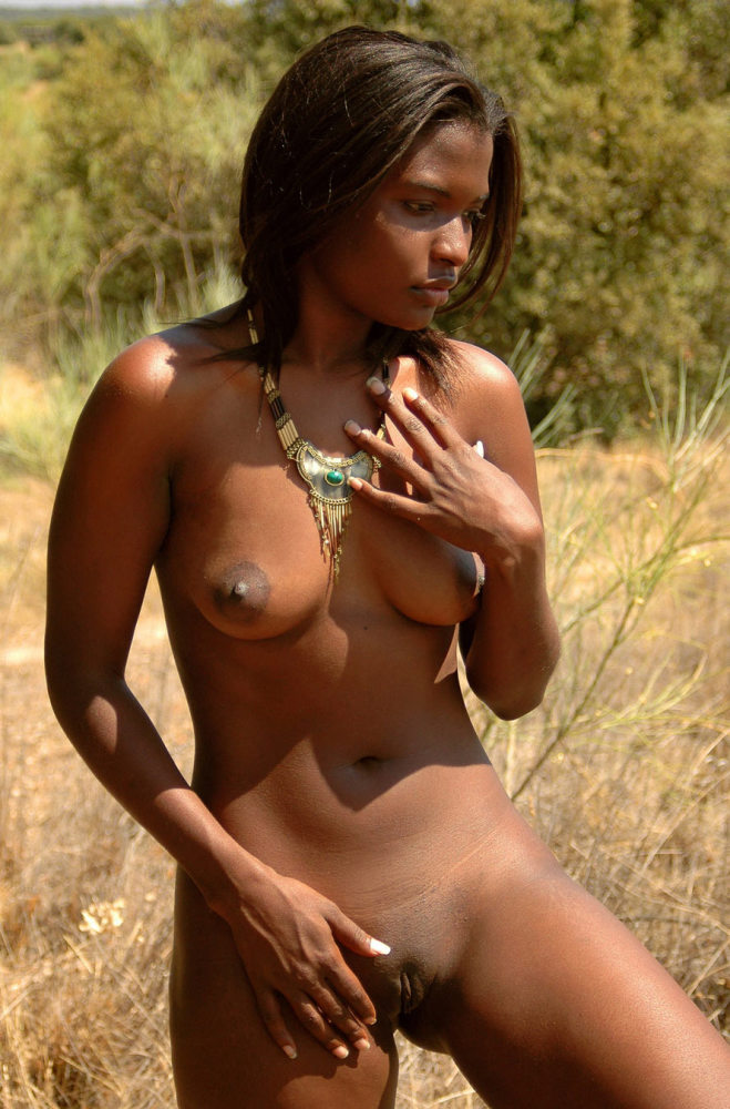 Sumptuous african tribe naked -  porn