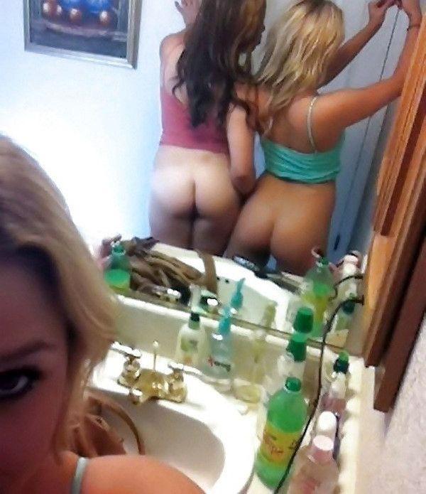 Witness my cooch nude selfie